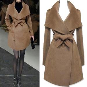 Luksuzni zimski mantil kaput