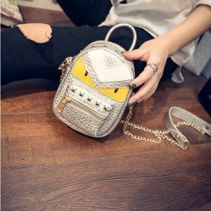 Mini čudovište lanac torbica