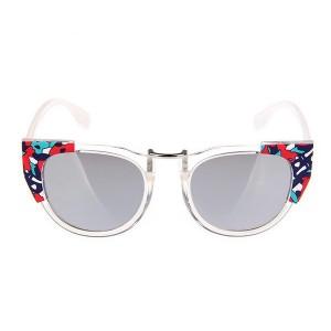 Vintage cvjetne mačkaste naočale