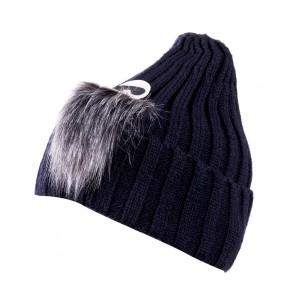 Karl pletena zimska kapa