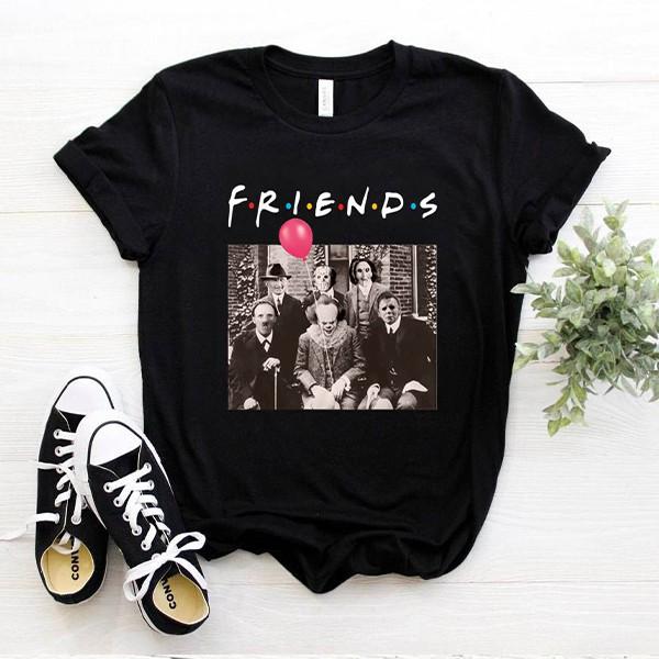 Majice kratkih rukava Friends 20 printeva