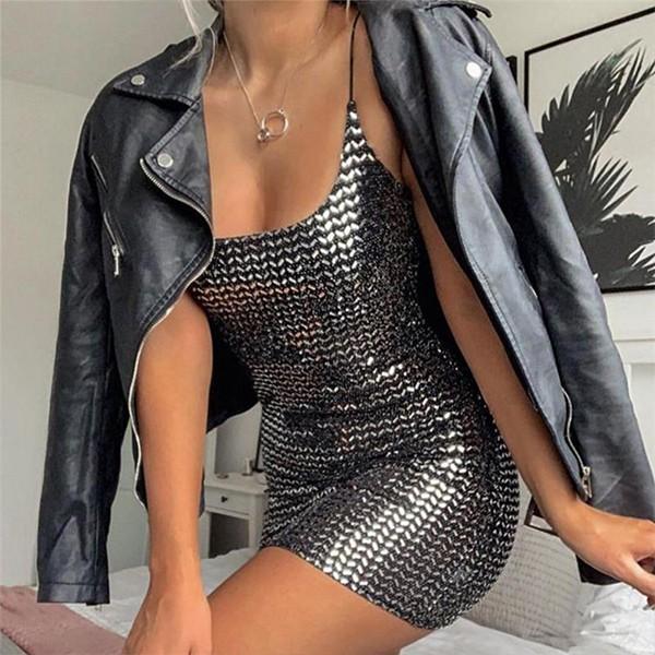 Mini haljina sa šljokicama *Posebna ponuda*