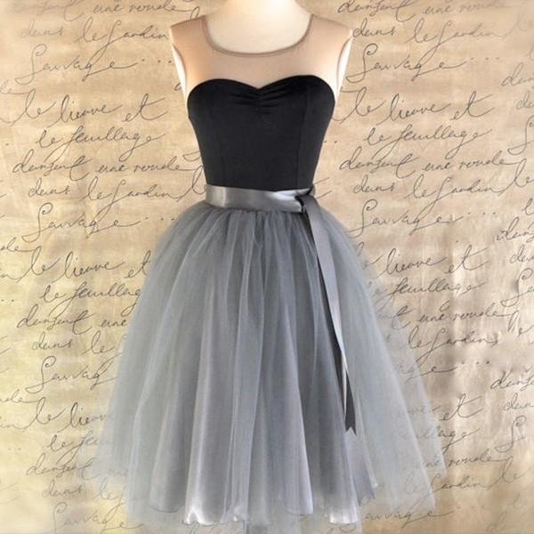 raskošna tutu suknja od tila elasti�nog struka Šapta�