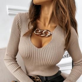 Rebrasta pamučna majica 15 modela