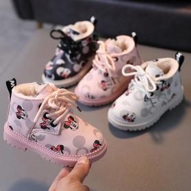 Dječje Mickey čizme ispunjene krznom