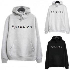 Friends majica dugih rukava s kapuljačom