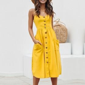 Midi pamučna haljina na dugmad 11 modela