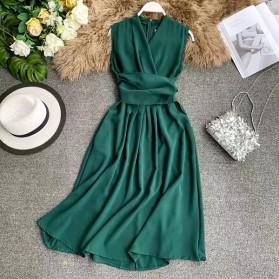 zelena s naborom