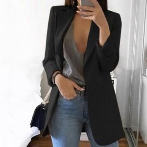 Klasični blazer s džepovima