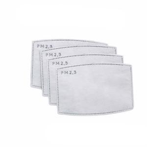 Dodatni filteri za dječje višekratne maske 4 komada