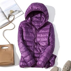 Pernata pufer jakna 22 boje *Posebna ponuda*