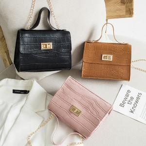 Mini kroko torbica s lancem *Posebna ponuda*