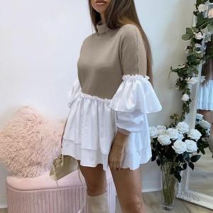 Košulja haljina na volane 10 MODELA *Limitirana kolekcija*