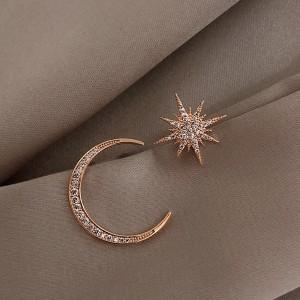zlatna polumjesec zvijezda