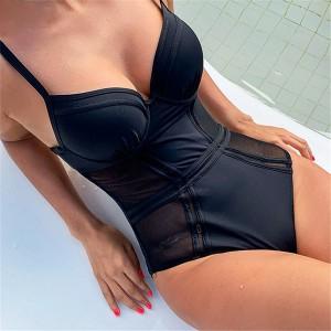 Jednodijelni push up kupaći kostim s efektom vizualnog smanjenja struka *Limitirana kolekcija*