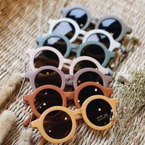 Okrugle uniseks naočale za djecu razne boje