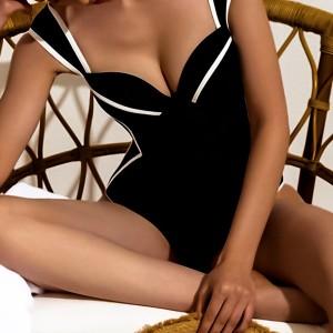 Luksuzni push up jednodijelni kupaći s efektom vizualnog oblikovanja struka *limitirana kolekcija*