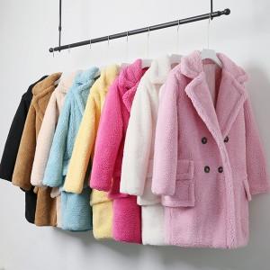 Zimska medo bunda 8 boja