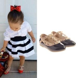 Cipelice sa zakovicama za djevojčice