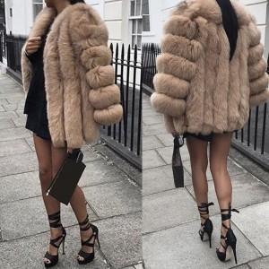 Raskošna zimska bunda