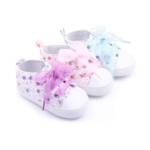 Cvjetne tenisice za bebe