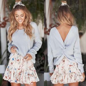 Mini cvjetna suknja