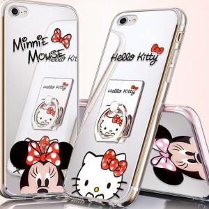 Minnie Mickey Hello Kitty maska za iPhone
