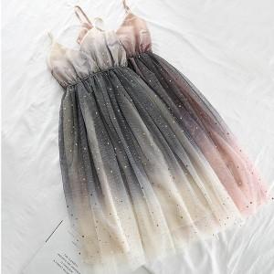 Vintage haljina od tila sa zvjezdicama