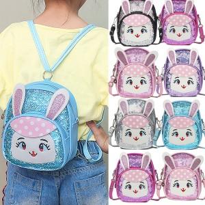 Mini ruksak sa šljokicama za djevojčice