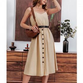 Pamučna haljina na dugmad *Limitirana kolekcija*