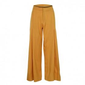 Duge trapez hlače povišenog struka