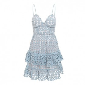 Mini haljina od krupne čipke *limitirana kolekcija*