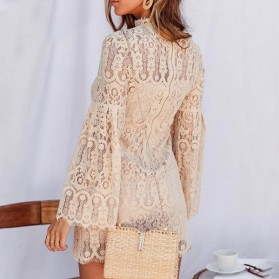 Mini čipkana haljina dugih rukava *limitirana kolekcija*