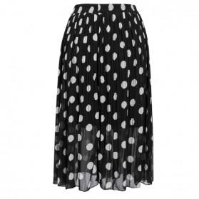 Midi točkasta suknja na gumu *limitirana kolekcija*