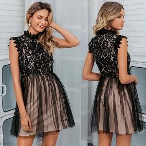 Svečana čipkana mini haljina *limitirana kolekcija*