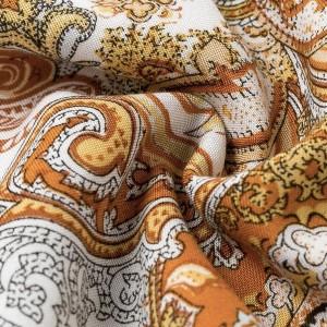 Asimetrična boho haljina od viskoze *limitirana kolekcija*