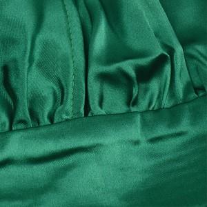 Mini satenasta haljina otvorenih leđa *Limitirana kolekcija*