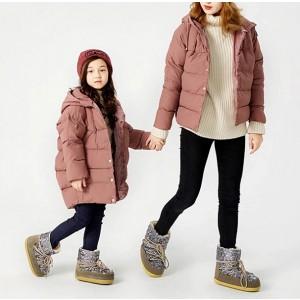 Zimske snježne čizme na šljokice za djecu i odrasle