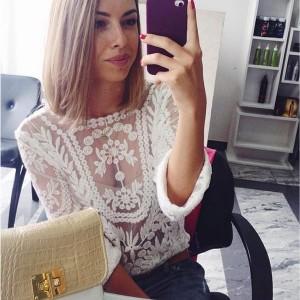 Kačkana celebrity Miranda tunika
