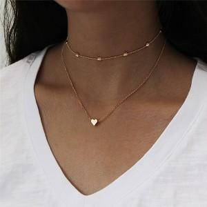 Srce ogrlica 15 modela