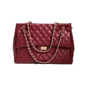 Velika luksuzna klasična torbica 4 BOJE