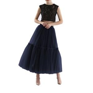 Duga suknja od tila 15 BOJA