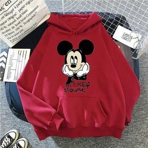 Mickey Minnie Disney majica s kapuljačom 30 modela