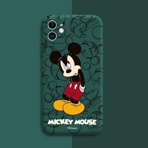 Disney Mickey Minnie Daisy maskica za iphone 11 MODELA