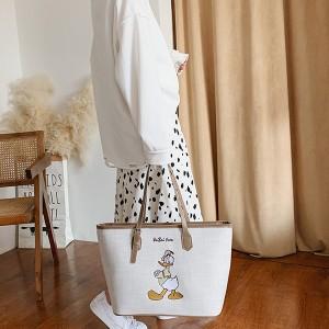Ručna ceker torba od platna Disney Mickey