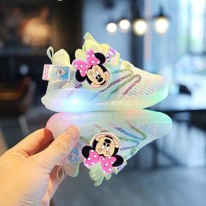 Disney Minnie svijetleće tenisice 3 BOJE