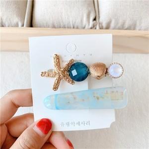 Set ukosnica morska zvijezda biser školjka