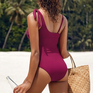 Push up jednodijelni kupaći kostim sa čvorom *Limitirana kolekcija*