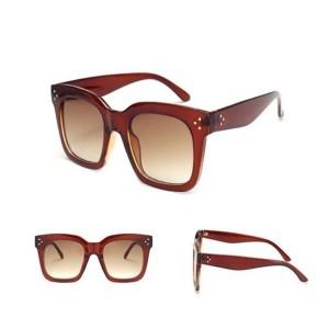 Vintage naočale kockastog oblika