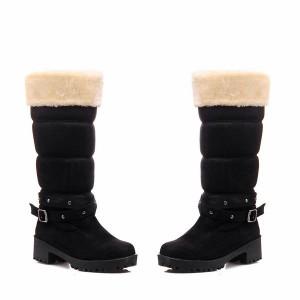 Luksuzne snježne čizme s krznom